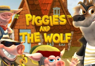 Piggies And The Wolf Slot At Bet365