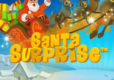 Santa Surprise Online At Bet365