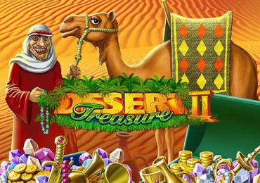 Desert Treasures II Online At Bet365