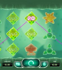 Cyrus The Virus Slot Review
