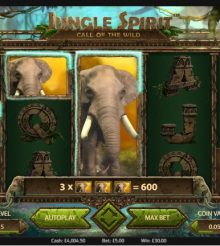 Jungle Spirit Call of the Wild Slot Review