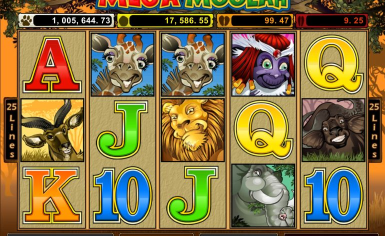 Mega moolah online slot review restaurant casino giffaumont