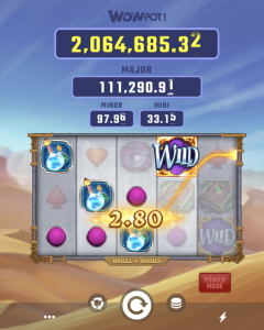 Kerching free spins