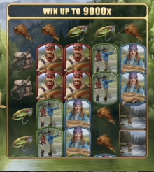 Wild Catch Slot Review